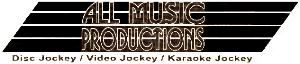 All Music Productions, Kindersley — Company Logo
