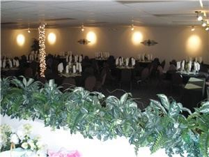 Banquet Hall, Great Occasions Event Center, Arvada — Banquet room can be set to your own layout! Dance floor also available.
