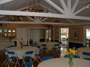 Clubhouse, Beaufort Yacht & Sailing Club, Beaufort