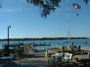Deck, Beaufort Yacht & Sailing Club, Beaufort