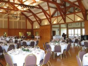 Great Hall, Federated Church Family Life Center, Chagrin Falls — Great Hall