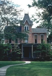 Dillon House, The Rutherford B. Hayes Presidential Center, Fremont