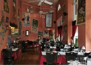Entire Restaurant, Vespa Ristorante, Chapel Hill