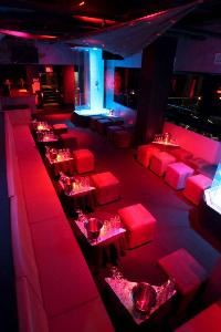 Shower Lounge, Pacha NYC, New York