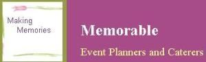 Memorable Event Planners And Caterers, Somerville