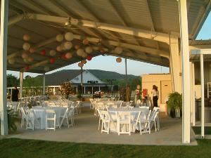 Outdoor Wedding Area, Quail Creek Golf Resort and Conference Center, Hartselle