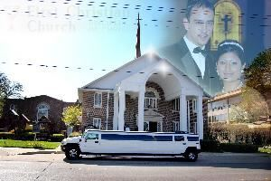 Dallas Dream limousine, Garland