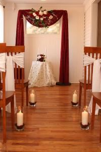 Wedding Chapel Area, Chapel At The Farm, Gilbert
