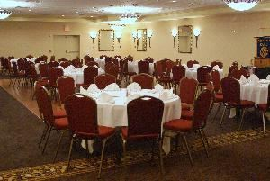 Events & Catering at the Ramada, Levittown — Located in the newly renovated Ramada Levittown, The Ben Franklin Ballroom and the William Penn Room are a luxurious yet affordable choice for your next event. We accommodate events up to 300 people from Weddings, Birthdays, Banquets, Meetings, even Family Reunions. We have a preferred caterer that will complete your next party; however, outside caterers are permitted as well. Stop by and check out what all the buzz is about at the Ramada Levittown.