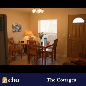 Cottage, California Baptist University, Riverside