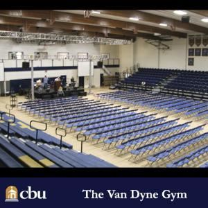 Van Dyne Gymnasium, California Baptist University, Riverside