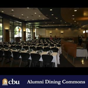 Alumni Dining Commons, California Baptist University, Riverside