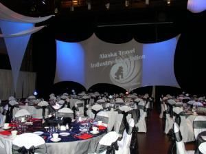 Hickel Room, Centennial Hall Convention Center, Juneau