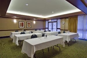 Meeting Room, Courtyard Lynchburg, Lynchburg — When every detail must be perfect, you can count on our advanced facilities and expert meeting professionals to deliver a productive and successful outcome.