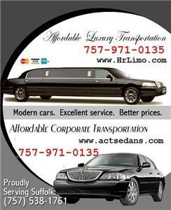 Affordable Luxury Limousines, Virginia Beach — We Make Luxury Affordable