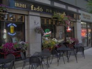 The Shop Combined With Shop Fire, Fado Irish Pub & Restaurant, Philadelphia