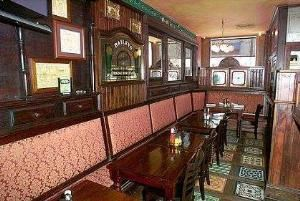 The Bailey's Room, Fado Irish Pub - DC, Washington