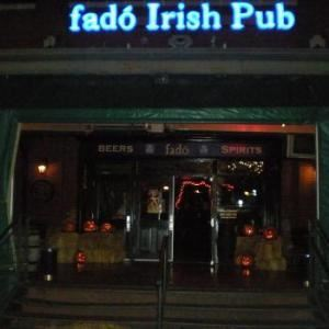 Entire Restaurant, Fado Irish Pub & Restaurant, Denver