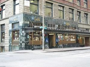 Entire Restaurant, Fado Irish Pub & Restaurant, Seattle