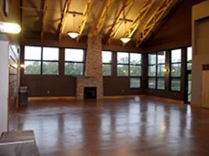 W W Knight Nature Center Amp Hankison Great Room