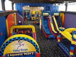 Pump it Up - Chicago, Chicago — Events can be booked with or without inflatables.