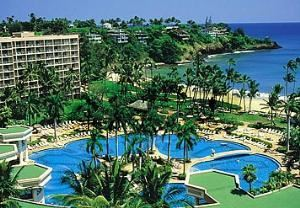 Kauai Marriott Resort & Beach Club, Lihue