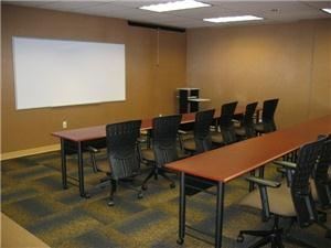 AMG Corporate Offices - Creve Coeur, Saint Louis — Private Offices, suites and equipped training (seats up to 20) and conference Rooms (seat 4 -12). Virtual programs for those needing a professional address and a place to meet.