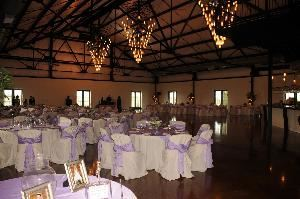 Buffalo Valley Event Center, Denton — Ballroom