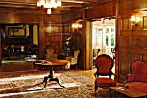 Billiard Room, Shafer Baillie Mansion Bed & Breakfast, Seattle