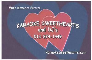 Karaoke Sweethearts & DJs, Fairfield