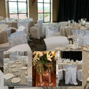 North Club Room, Folsom Field Stadium Club, Boulder — Stunning views to accommodate wedding ceremonies and receptions, private parties, corporate meetings, luncheons, galas and more!