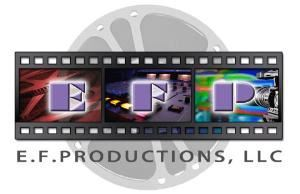 E.F. Productions, LLC, Tulsa — EFP Log