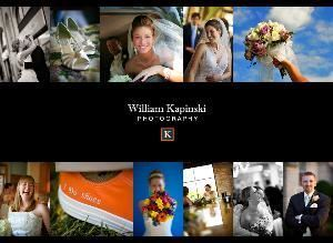 William Kapinski Photography, Appleton — William Kapinski Photography has been capturing the essence of the wedding day for over 18 years.  From the emotion of family and friends to the fine details of the wedding dress and reception venue.  William's style is candid, documenting the day with an unobtrusive demeanor.  Formal photos can be casual and contemporary or classic and timeless, determined by your own personal style.