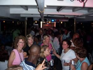 Public Dance Cruises, GOODTIME III, Cleveland — Dancing on the Decks!