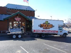 Texas Roadhouse, Sevierville