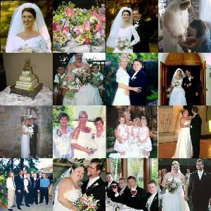 Beau Weddings & Events, Lincoln — Beau Weddings Photo Collage