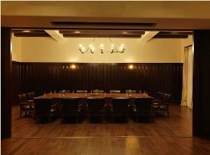 Private Dining Room, Ramsey's at the Club, Los Angeles