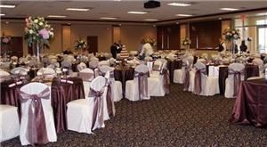 Banquet Room, Copper Creek Golf Club and Event Center, Des Moines