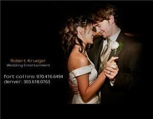 Robert Krueger, Wedding Entertainment, Fort Collins