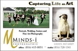 Minds-i Photographic Studio & Gallery, Liberty — CApturing Life as ART!