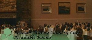 Grand View Ballroom, West Room, and Club Room, Pleasant Valley Country Club, Sutton