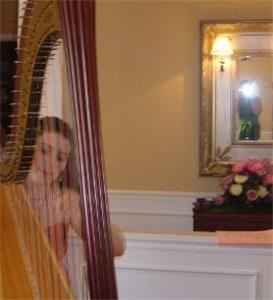 Harp Music by Grace Note Ensembles, Sea Isle City