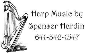 Harp Music by Spenser, New Virginia