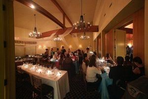 The Banquet Room, Chardonnay Golf Club, Napa — The Banquet Room