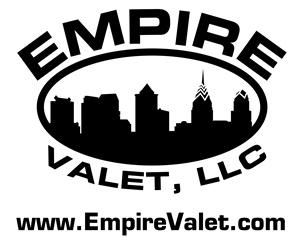 Empire Valet, LLC, Wayne — Founded in Wayne, PA in 2005 Empire Valet, LLC began servicing restaurants and private functions on the Main Line growing to service PA, NJ, DE, MD and NY. Relationship building, perseverance and creativity have allowed the team at Empire to forge solid relationships within our respective industries. With its strong dynamic leadership, Empire Valet, LLC places a tremendous amount of importance on the selection, training, development and motivation of our team. The end result is a team of highly trained, reliable professionals providing the highest level of service to all of its valued customers. 