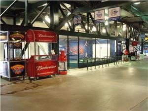 Scout's Alley, Turner Field, Atlanta
