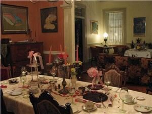 De'Tours in Elizabeth City, Elizabeth City — Come and visit Elizabeth City and have tea inside the Historic Charles-Harney Home, with De'tours in Elizabeth City.