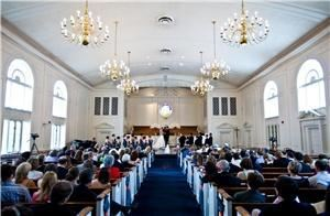 Estes Chapel, Asbury Theological Seminary, Wilmore — An Estes chapel wedding will be an event to remember for a lifetime!