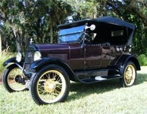 Model T Chauffeur Services, Fort Myers