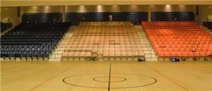 Gymnasium, Asbury Theological Seminary, Wilmore — The gymnasium is perfect for your large event.